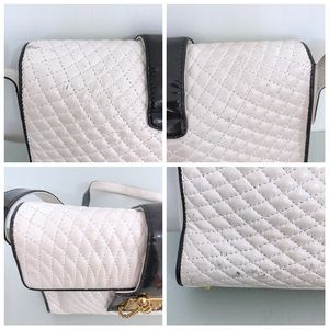 Bally Bags - Rare Vintage 1980/90s Bally Quilted Crossbody Bag